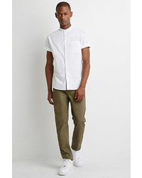 Forever 21 Classic Chino Pants