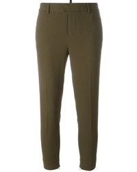 Dsquared2 zipped cuff chinos medium 690605