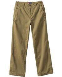 Chaps Flat Front Chino Pants Boys 8 20