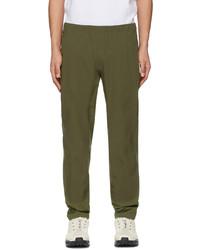 Veilance Khaki Secant Comp Trousers
