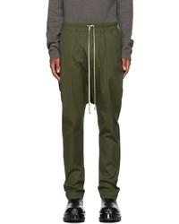 Rick Owens Long Trousers