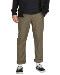 Volcom Riser Relaxed Fit Comfort Chinos