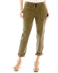 Liz Claiborne Roll Cuff Pants