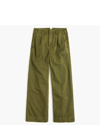 Wide leg chino pant medium 804651