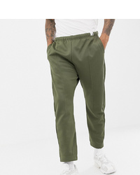 adidas Originals Xbyo Track Pants In Olive