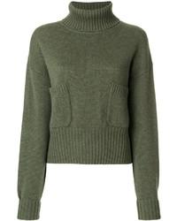 Chloé Chunky Turtleneck Sweater