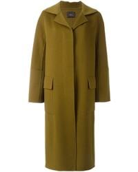 Olive coat original 1357449