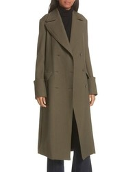 A.L.C. Lisbon Virgin Wool Blend Coat