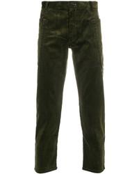 Comme des Garcons Comme Des Garons Shirt Corduroy Cropped Trousers