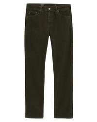 AG Everett Straight Leg Corduroy Pants