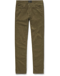 Ace slim fit stretch cotton corduroy jeans medium 738988