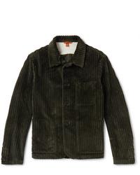 Barena Cotton Corduroy Overshirt