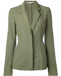 Stella McCartney Concealed Front Blazer