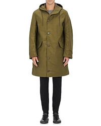 Nlst Cotton Hooded Parka