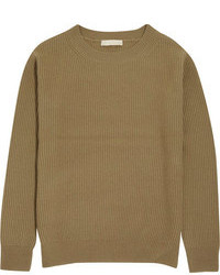 Olive crew neck sweater original 1329909