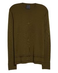 Givenchy 4g Crewneck Silk Sweater