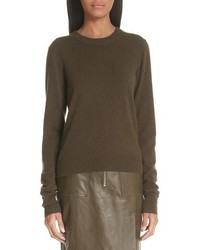 Altuzarra Braid Sleeve Cashmere Sweater