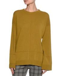 Cashmere full sleeve pullover medium 4471682