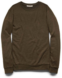 c3fb60346 Men's Olive Crew-neck Sweaters from Forever 21   Men's Fashion ...