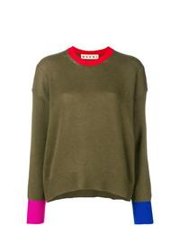 Marni Colourblock Sweater