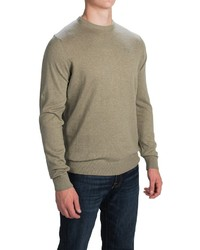 Barbour Cotton Cashmere Crew Neck Sweater
