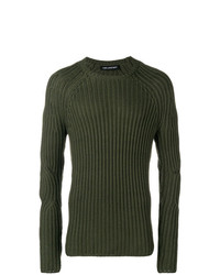 Neil Barrett Crew Neck Jumper