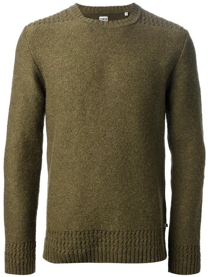 Edwin Crew Neck Sweater