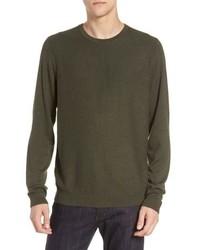 Calibrate Honeycomb Crewneck Sweater
