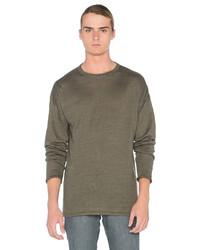 John Elliott Linen Mercer Sweater