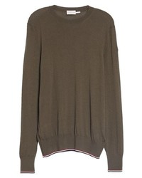 Moncler Maglia Virgin Wool Sweater