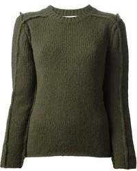 Marni Exposed Seam Sweater