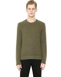 Neil Barrett Wool Mohair Blend Sweater