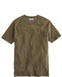 Olive crew neck t shirt original 388314