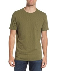 1946 negative slub knit t shirt medium 8649052