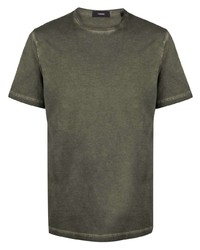 Theory Faded Effect T Shirt