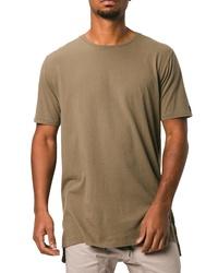 Zanerobe Flintlock Solid Longline T Shirt