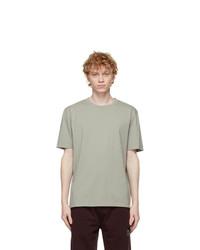 Maison Margiela Green Jersey T Shirt