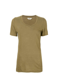 Isabel Marant Etoile Isabel Marant Toile Slim Fit T Shirt
