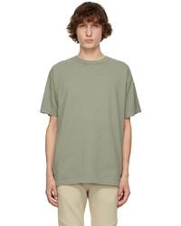 John Elliott Khaki University T Shirt