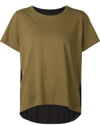 MM6 MAISON MARGIELA Crew Neck T Shirt