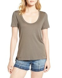 Reed scoop neck tee medium 8760406
