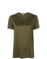 Moncler Ruffle Back T Shirt