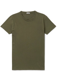 Tomas Maier Slim Fit Cotton Jersey T Shirt