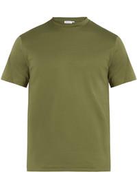 Sunspel Crew Neck Cotton T Shirt