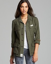 Olive Denim Jackets for Women | Women's Fashion