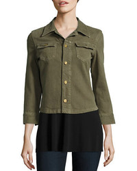 True Religion Nora Shirt Jacket