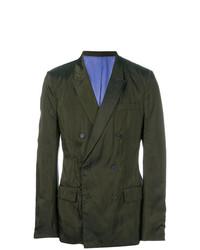 Haider Ackermann Double Breasted Jacket
