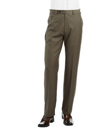 Calvin Klein Flat Front Trousers