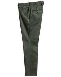 H&M Premium Cotton Suit Pants