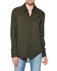 Paige Clece French Cuff Shirt